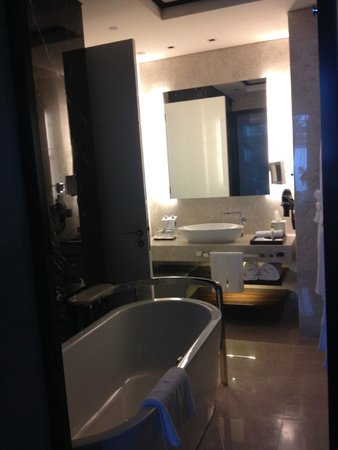 The Westin Singapore : bathroom