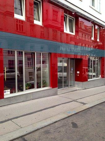 Austria Trend Hotel Anatol Wien: Hotel anatol