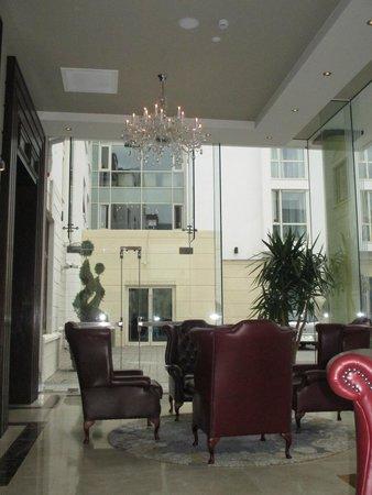 The Kingsley : INGRESSO HOTEL