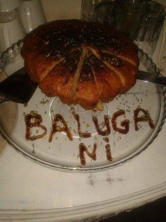 Palacio de las Especias: torta personalizzata