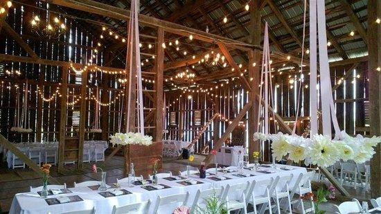 Battlefield Bed And Breakfast Inn A Wedding In Our Civil War Era Barn
