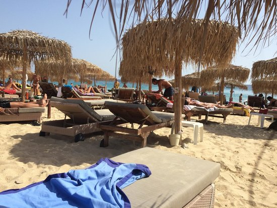 Elia Beach: La spiaggia