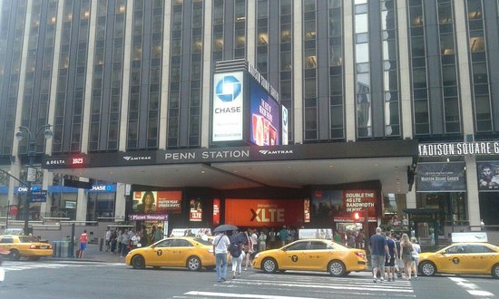 Front Entrance Picture Of Madison Square Garden New York City Tripadvisor