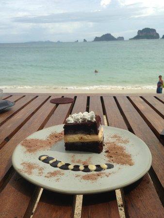 Rayavadee Resort: Ice cream sandwich!