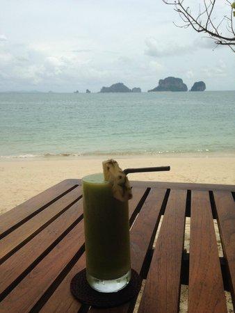 Rayavadee Resort: Delicious cocktail