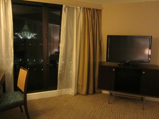 Hilton Kuching: Our room