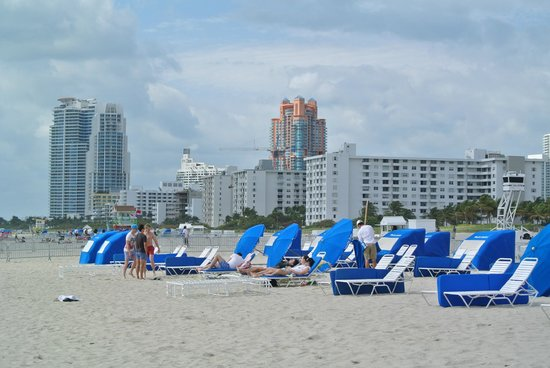 South Beach : panorama