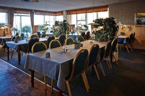 OsterGaards Hotel: Restaurant