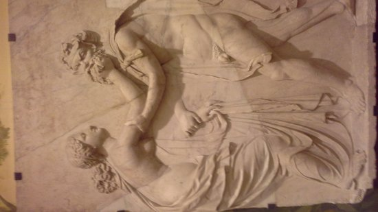 Musée archéologique national de Naples : из коллекции секретного кабинета