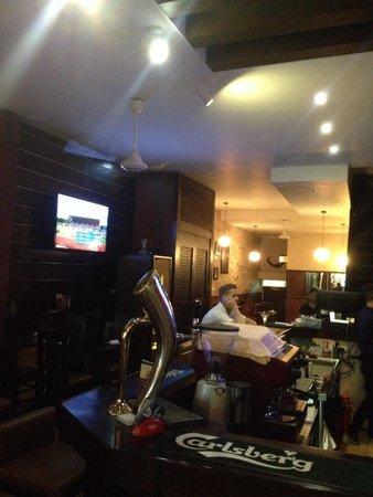 the Moose & Roo Pub & Grill: Excelente comida !!!