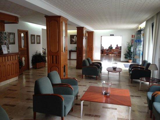 Hotel Palma Mazas: ingresso
