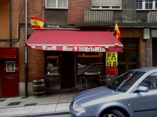 Bar Marbella