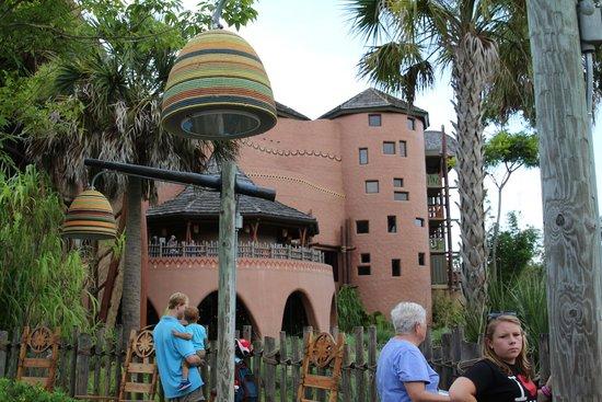 Disney's Animal Kingdom Lodge : Restaurant