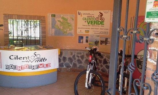 Hotel Bacco: Bike Point professionale con assistenza meccanica e guide a disposizione