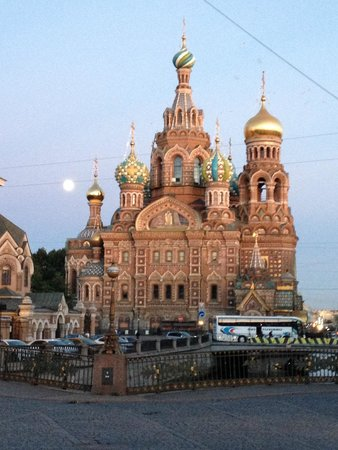 3MostA Boutique Hotel: Church of the Savior on Spilled Blood
