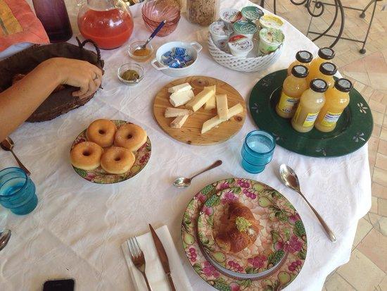 B&B La Villa: Colazione super curata!!!