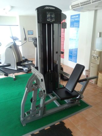 Novotel Samui Resort Chaweng Beach Kandaburi: Gym