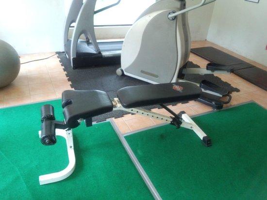 Novotel Samui Resort Chaweng Beach Kandaburi: Gym
