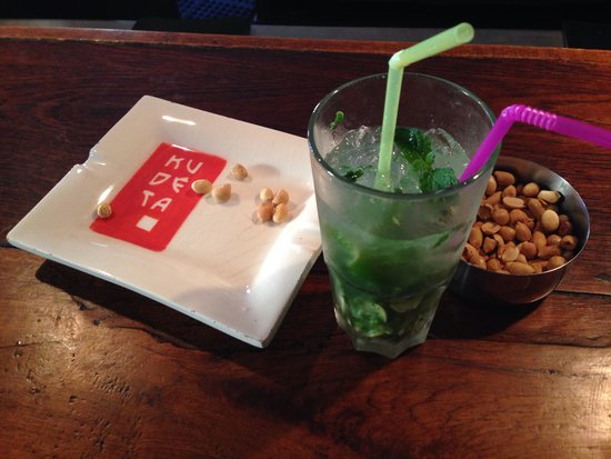 KUDeTA : Mojitos and peanuts