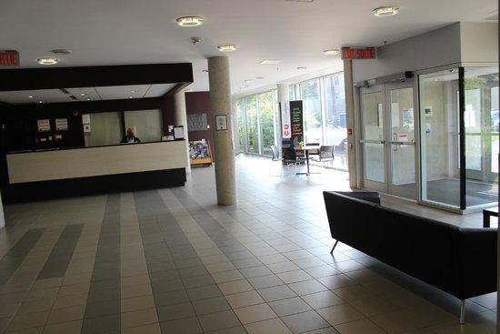 Residence & Conference Centre - Ottawa: recepção