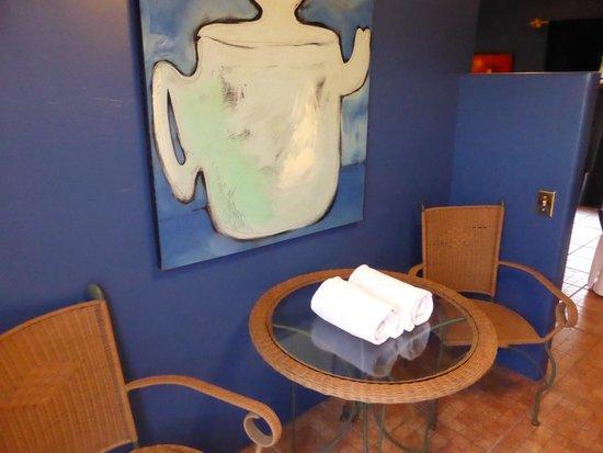 The Rossi Hotel: Velvet Hacienda