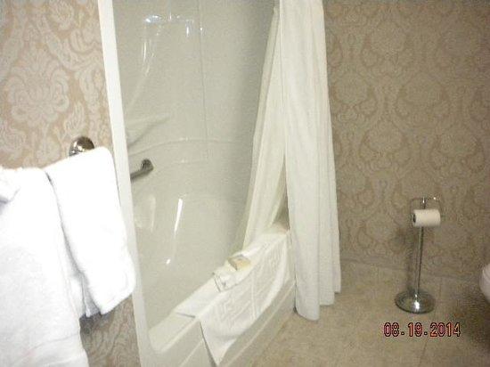 Chateau Saint John: Bathroom