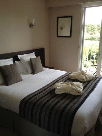 Le Galet Hotel & Spa : la chambre classique