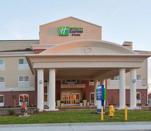 Holiday Inn Express Hotel & Suites Sacramento NE Cal Expo: Entrance
