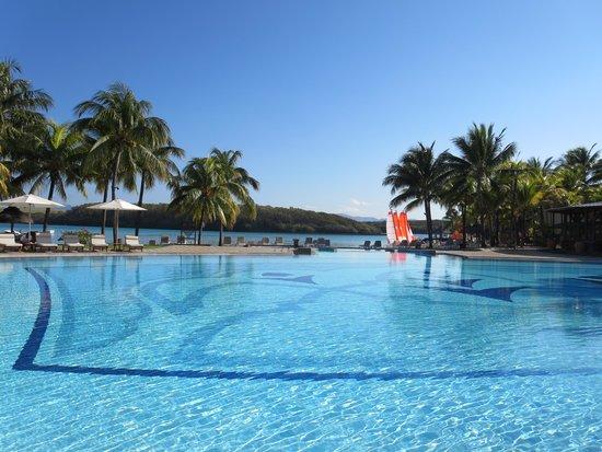 Shandrani Beachcomber Resort & Spa: The pool