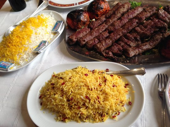 Esfahan: The tastiest Kabob Koobideh in Spain!