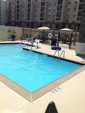 Swimming Pool Picture Of Staybridge Suites Baton Rouge