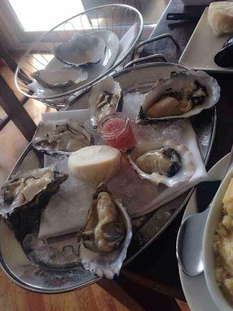 The Crab at Bournemouth : Rock Oyster