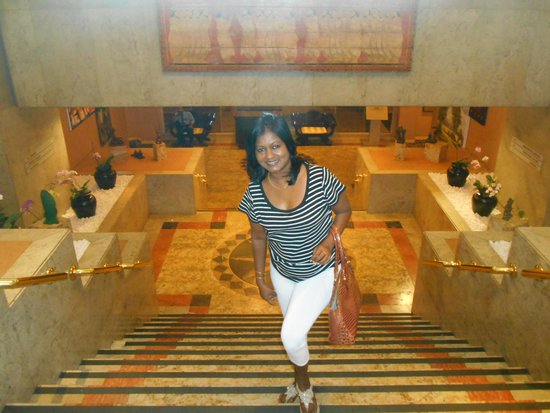 Hilton Colombo : Lobby
