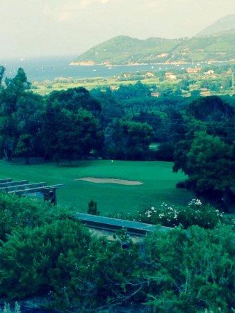 AllegroItalia Golf Elba: Vista dall'appartamento 15