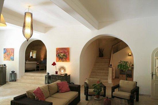 Villa Regalido : Lobby