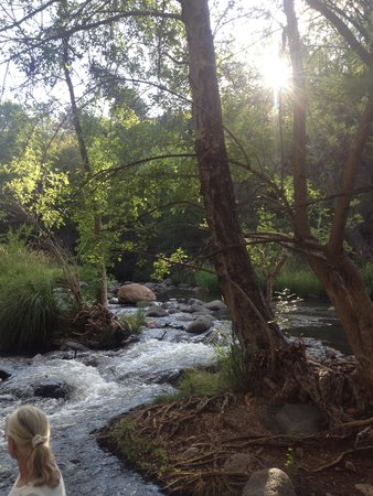 Rancho Sedona RV Park: Oak Creek