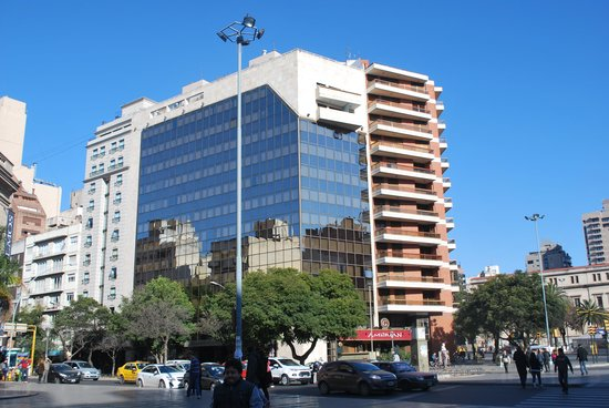 Amerian Cordoba Park Hotel: Vista do Hotel.
