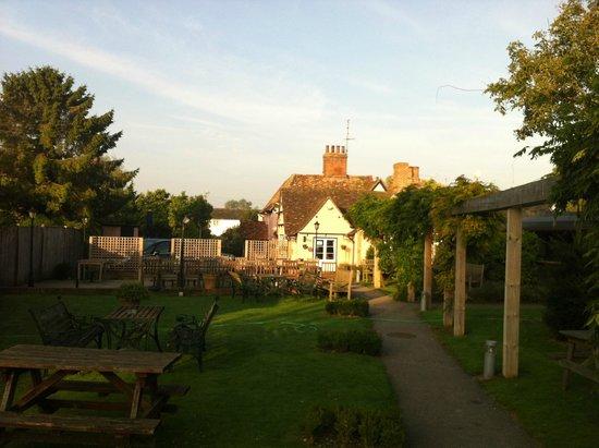 The Red Lion Inn: Garden