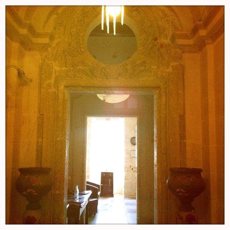 Luciano Al Porto Boutique : entrance