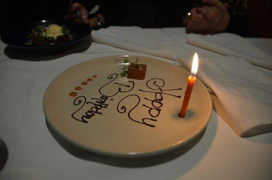 Halo : Birthday cake !