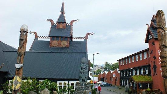 Viking Village Hotel: Detail