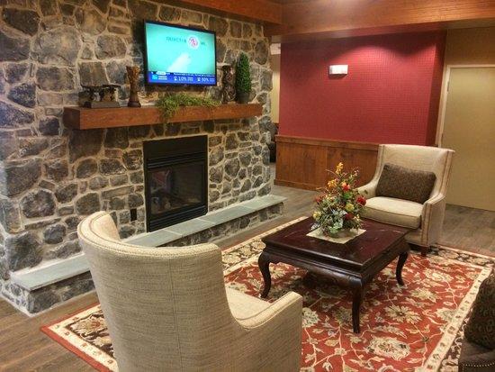 BEST WESTERN PLUS Intercourse Village Inn & Suites : Hall d'entrée