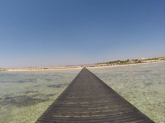 Three Corners Fayrouz Plaza Beach Resort : Pontile