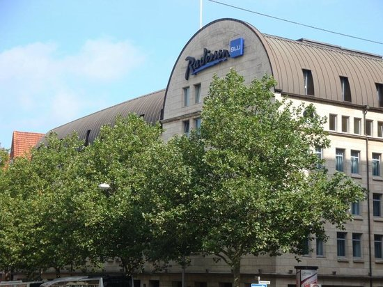 Radisson Blu Hotel, Bremen: Radisson Blu Bremen