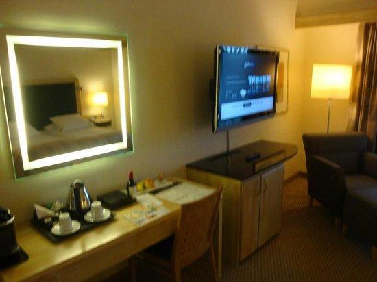 Radisson Blu Hotel, Bremen: bedroom