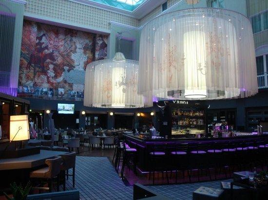 Radisson Blu Hotel, Bremen: L.O.B.B.Y Restaurant