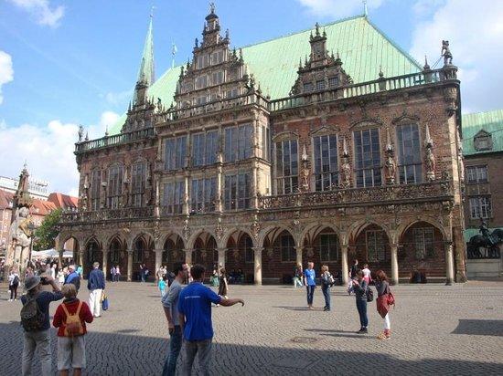 Radisson Blu Hotel, Bremen: Rathaus