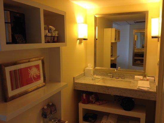 Hyatt Regency Sarasota: Bath Area