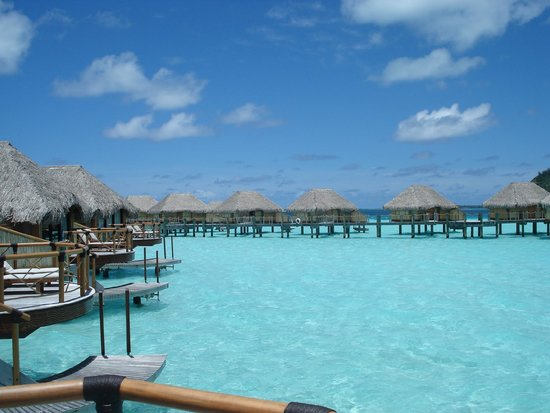 Bora Bora Pearl Beach Resort & Spa : Increíble lugar