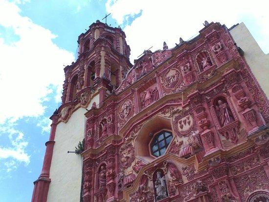 Misiones Franciscanas: Mision de Jalpa